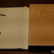 Libros: THEATRUM ILLUSTRIORES HISPANIAL URBES - ED. EBRISA. Lote 210424791