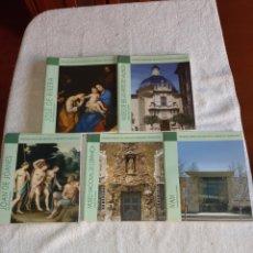 Libros: COLECCIÓN 8 LIBROS GRANDES GENIOS DEL ARTE DE LA COMUNITAT VALENCIANA. Lote 210582485