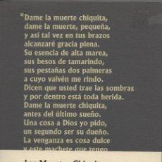 Libros: LAS MUERTES CHIQUITAS. MIREIA SALLARÈS. BLUME. 2009.. Lote 211448140