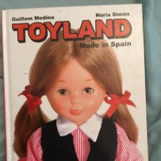 Libros: TOYLAND MADE IN SPAIN. Lote 211481880