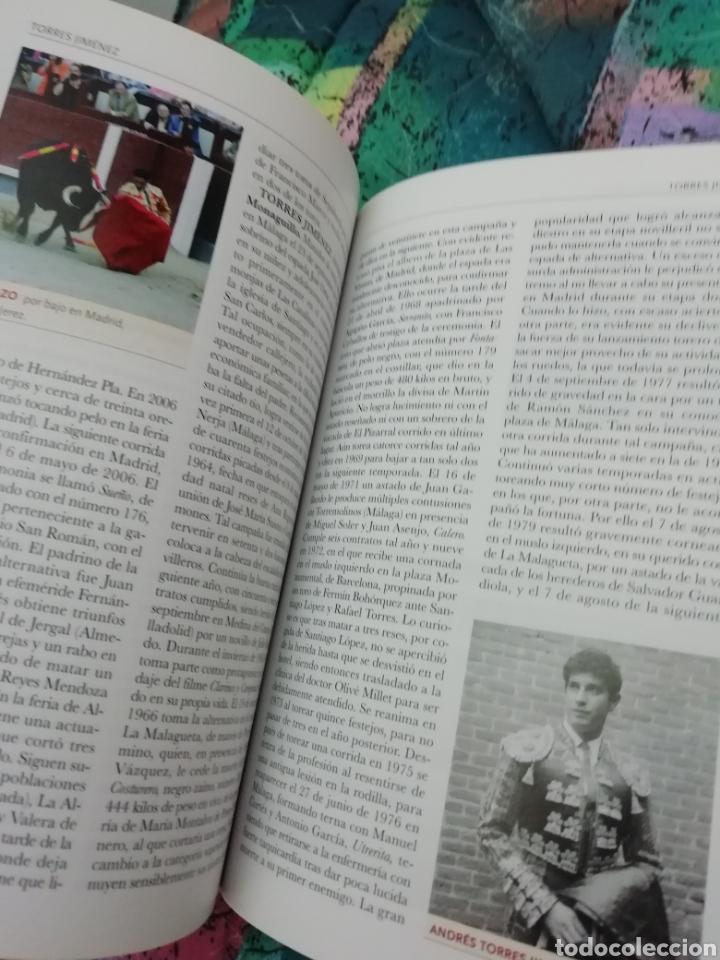 Libros: Enciclopedia taurina - Foto 3 - 211649525