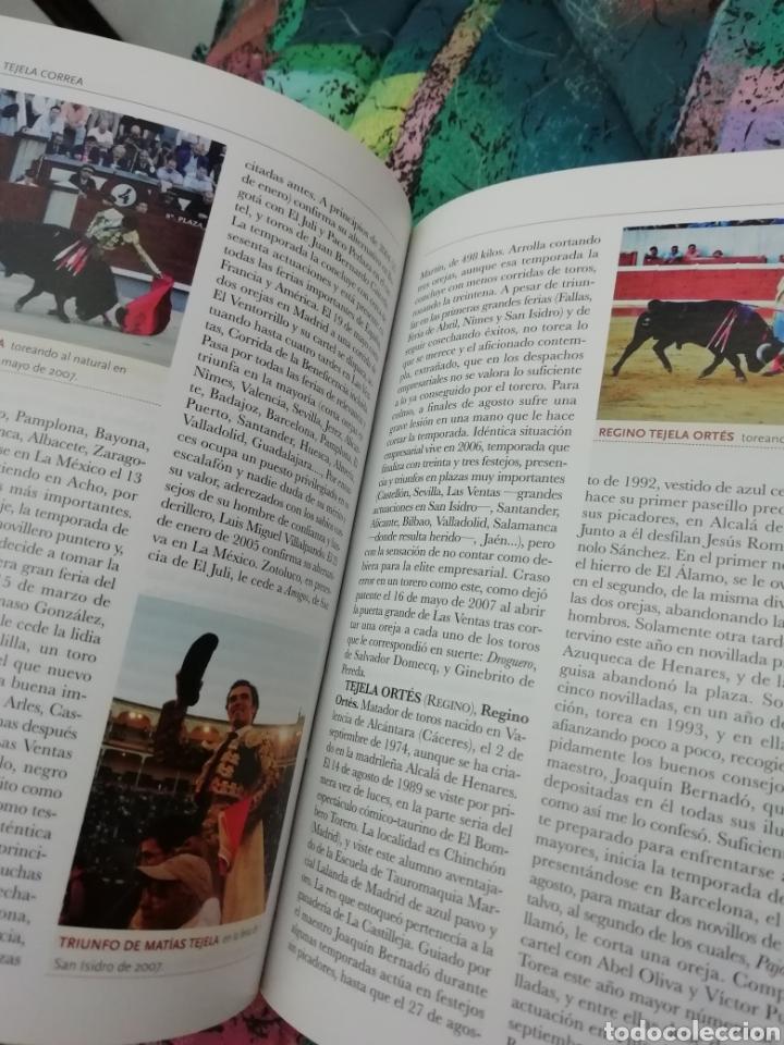 Libros: Enciclopedia taurina - Foto 4 - 211649525