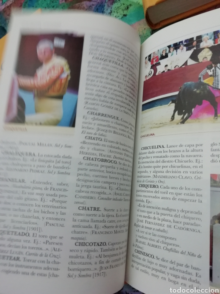 Libros: Enciclopedia taurina - Foto 5 - 211649525