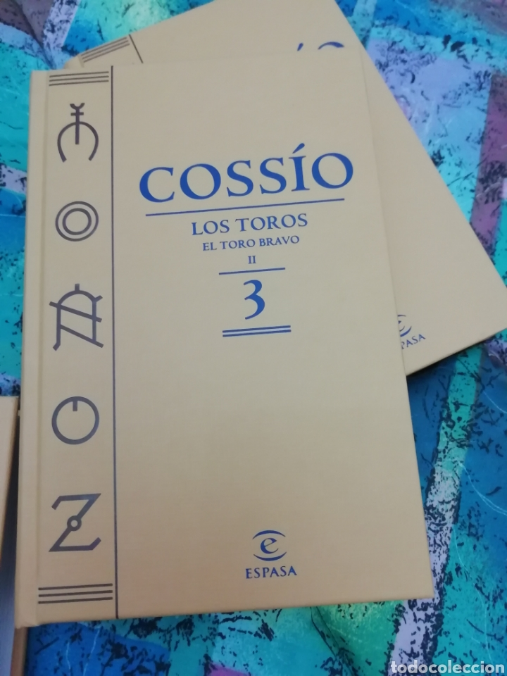 Libros: Enciclopedia taurina - Foto 9 - 211649525