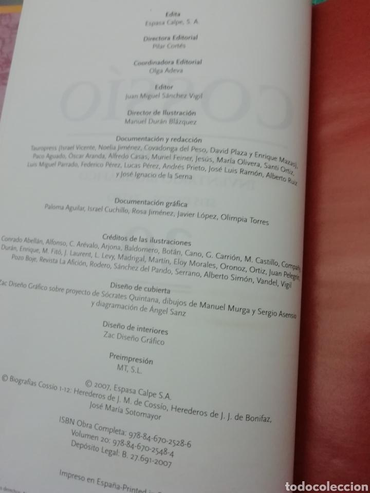 Libros: Enciclopedia taurina - Foto 13 - 211649525