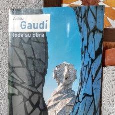 Libros: ANTONI GAUDÍ. TODA SU OBRA.. Lote 212365358