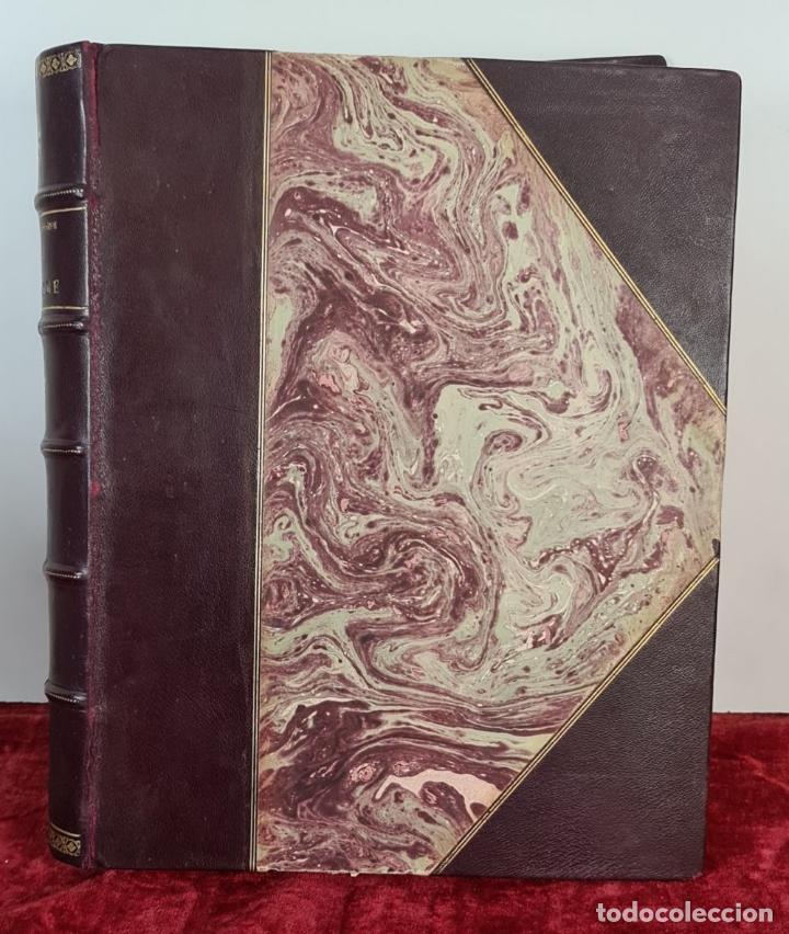 Libros: HISTOIRE DE LUMINAIRE. HENRY RENE DALLEAMGNE. EDIT. ALPHONSE PICARD. 1891. - Foto 7 - 212511175