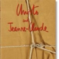 Libros: CHRISTO AND JEANNE-CLAUDE. Lote 213532436