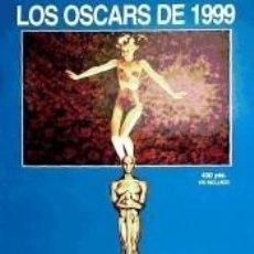 Libros: LOS OSCARS DE 1999. Lote 213537072