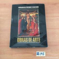 Libros: OBRAS DE ARTE. Lote 214180701