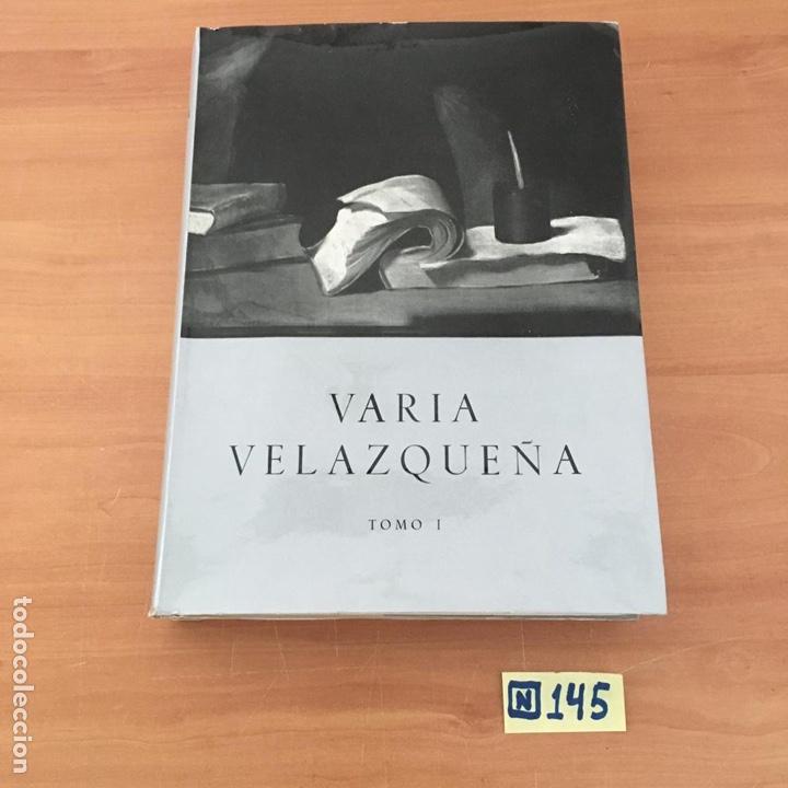VARÍA VELÁZQUEÑA (Libros Nuevos - Bellas Artes, ocio y coleccionismo - Otros)
