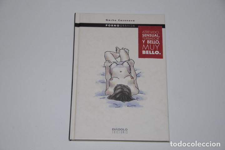 PORNOGRAFICA NACHO CASANOVA (Libros Nuevos - Bellas Artes, ocio y coleccionismo - Otros)