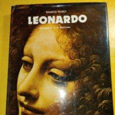 Libros: LEONARDO, MARCO ROSCI, 1 EDICIÓN, PYMY 3. Lote 215844461