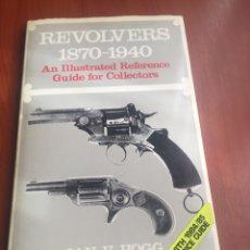 Libros: REVOLVERS 1870 -1940. Lote 215927023