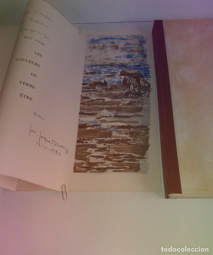 Libros: EXCEPCIONAL Y BELLO LOS COLORES DEL VERBO SER SOLO 50 EJEMPLARES NUMERO 20 1965 - Foto 52 - 216355237