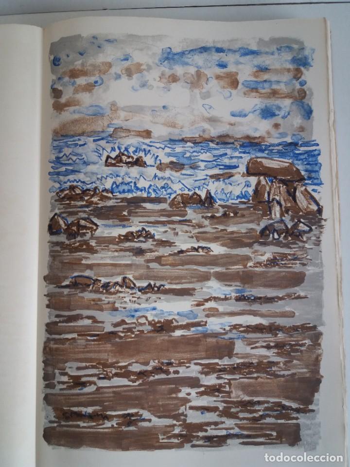 Libros: EXCEPCIONAL Y BELLO LOS COLORES DEL VERBO SER SOLO 50 EJEMPLARES NUMERO 20 1965 - Foto 6 - 216355237