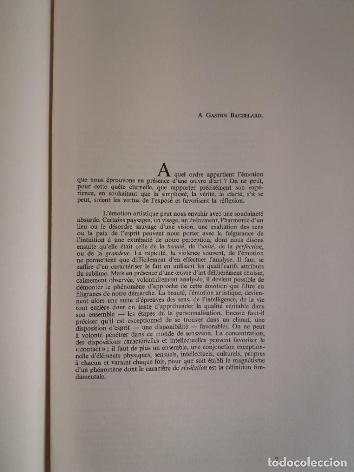 Libros: EXCEPCIONAL Y BELLO LOS COLORES DEL VERBO SER SOLO 50 EJEMPLARES NUMERO 20 1965 - Foto 8 - 216355237