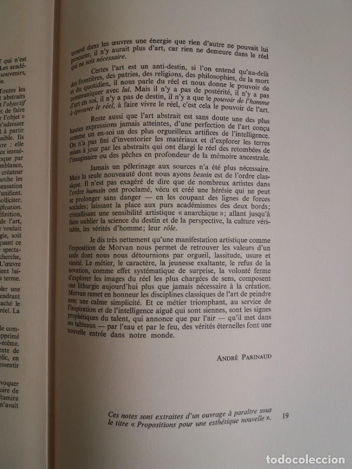 Libros: EXCEPCIONAL Y BELLO LOS COLORES DEL VERBO SER SOLO 50 EJEMPLARES NUMERO 20 1965 - Foto 9 - 216355237