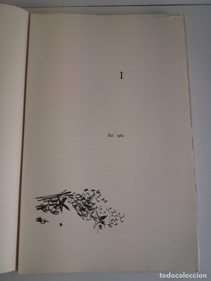 Libros: EXCEPCIONAL Y BELLO LOS COLORES DEL VERBO SER SOLO 50 EJEMPLARES NUMERO 20 1965 - Foto 10 - 216355237