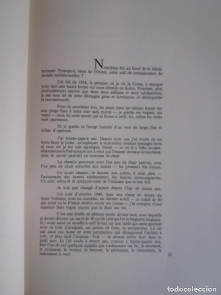 Libros: EXCEPCIONAL Y BELLO LOS COLORES DEL VERBO SER SOLO 50 EJEMPLARES NUMERO 20 1965 - Foto 11 - 216355237