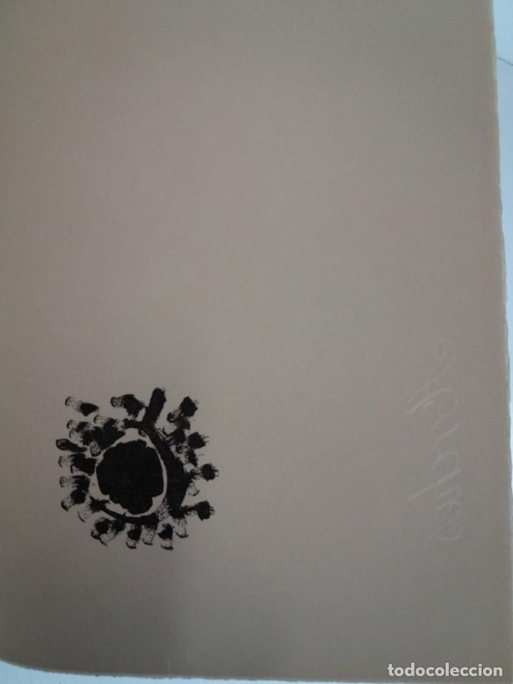 Libros: EXCEPCIONAL Y BELLO LOS COLORES DEL VERBO SER SOLO 50 EJEMPLARES NUMERO 20 1965 - Foto 15 - 216355237