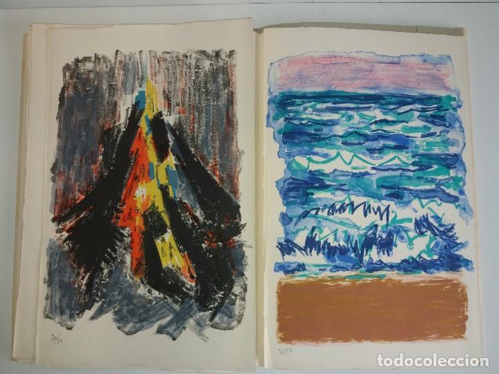 Libros: EXCEPCIONAL Y BELLO LOS COLORES DEL VERBO SER SOLO 50 EJEMPLARES NUMERO 20 1965 - Foto 20 - 216355237