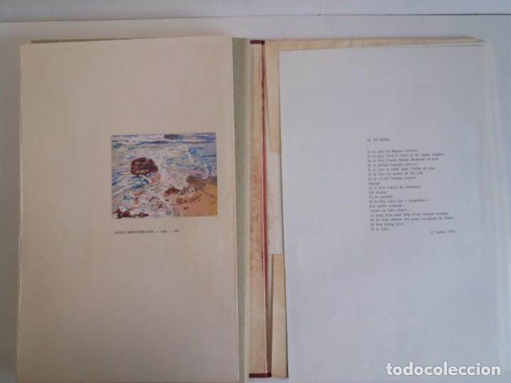 Libros: EXCEPCIONAL Y BELLO LOS COLORES DEL VERBO SER SOLO 50 EJEMPLARES NUMERO 20 1965 - Foto 27 - 216355237