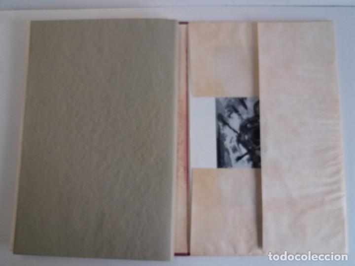Libros: EXCEPCIONAL Y BELLO LOS COLORES DEL VERBO SER SOLO 50 EJEMPLARES NUMERO 20 1965 - Foto 46 - 216355237
