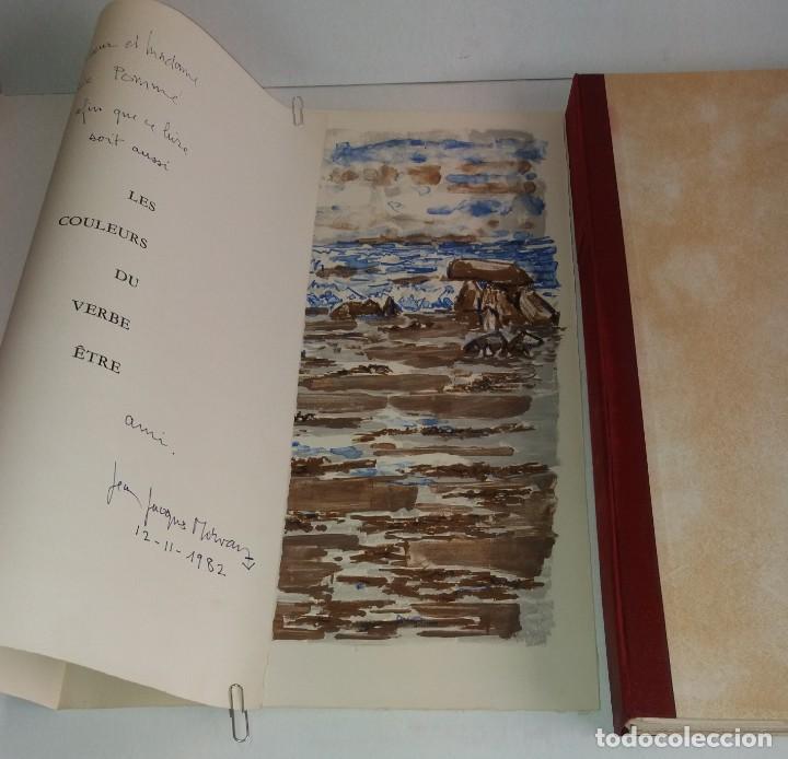 EXCEPCIONAL Y BELLO LOS COLORES DEL VERBO SER SOLO 50 EJEMPLARES NUMERO 20 1965 (Libros Nuevos - Bellas Artes, ocio y coleccionismo - Otros)
