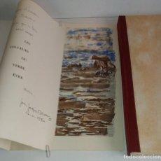 Libros: EXCEPCIONAL Y BELLO LOS COLORES DEL VERBO SER SOLO 50 EJEMPLARES NUMERO 20 1965. Lote 216355237