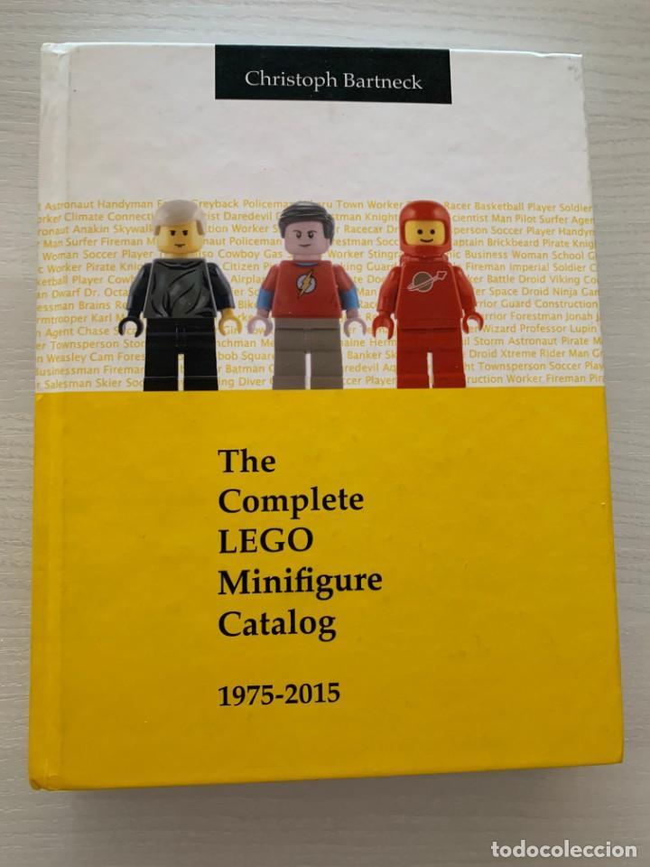 THE COMPLETE LEGO MINIFIGURE CATALOG 1975-2015 - CATALOGO COMPLETO DE MINIFIGURAS DE LEGO 1975-2015 (Libros Nuevos - Bellas Artes, ocio y coleccionismo - Otros)