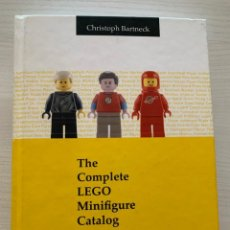 Libros: THE COMPLETE LEGO MINIFIGURE CATALOG 1975-2015 - CATALOGO COMPLETO DE MINIFIGURAS DE LEGO 1975-2015. Lote 216421283