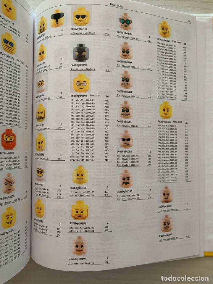 Libros: The Complete LEGO Minifigure Catalog 1975-2015 - Catalogo completo de minifiguras de LEGO 1975-2015 - Foto 6 - 216421283