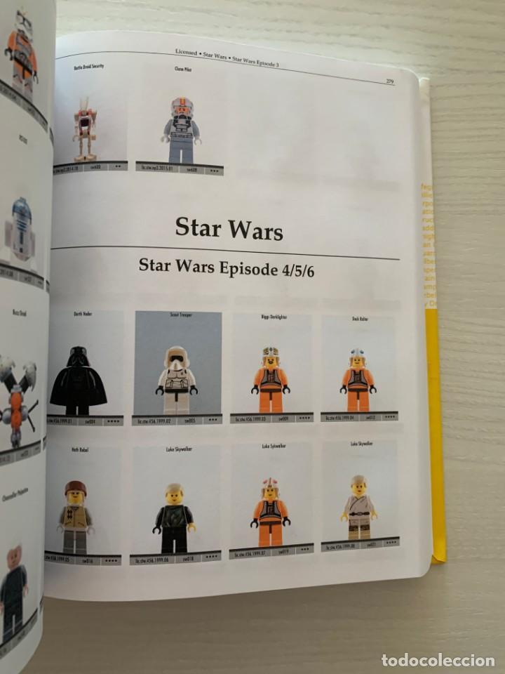 Libros: The Complete LEGO Minifigure Catalog 1975-2015 - Catalogo completo de minifiguras de LEGO 1975-2015 - Foto 7 - 216421283