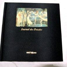 Libros: DIARIO , DIARIO DE PENSAMIENTOS, JOURNAL DES PENSÉES , DESIGN FMR , 2005, NUEVO CON CAJA *. Lote 216720692