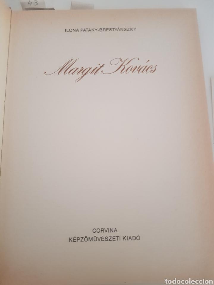 Libros: MARGIT KOVACS EN ALEMAN TAPA DURA - Foto 3 - 216793060