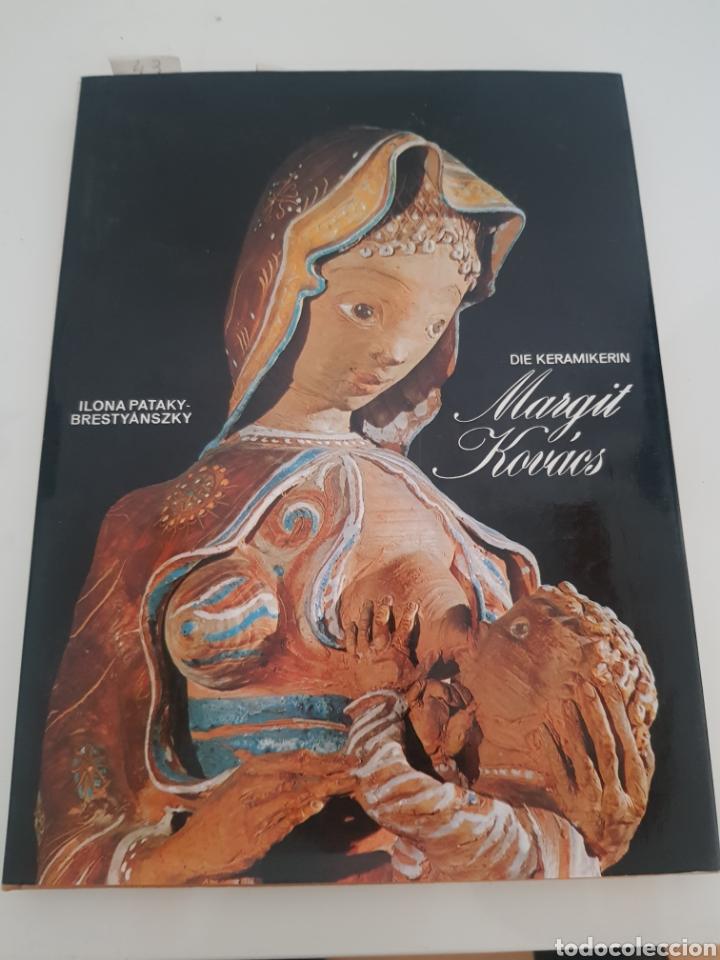 MARGIT KOVACS EN ALEMAN TAPA DURA (Libros Nuevos - Bellas Artes, ocio y coleccionismo - Otros)