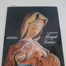 Libros: MARGIT KOVACS EN ALEMAN TAPA DURA. Lote 216793060