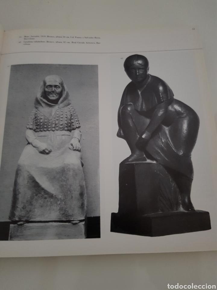 Libros: MANOLO ESCULTURA PINTURA Y DIBUJO DE MONTSERRAT BLANCH - Foto 3 - 216793541