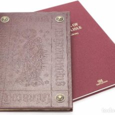 Libros: PSALTERIO DE LISLE - EIKON (FACSIMIL SIN ABRIR). Lote 217055562
