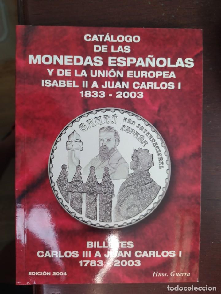 CATALOGO DE LAS MONEDAS ESPAÑOLAS Y DE LA UNION EUROPEA. ENVIO CERTIFICADO INCLUIDO (Libros Nuevos - Bellas Artes, ocio y coleccionismo - Otros)