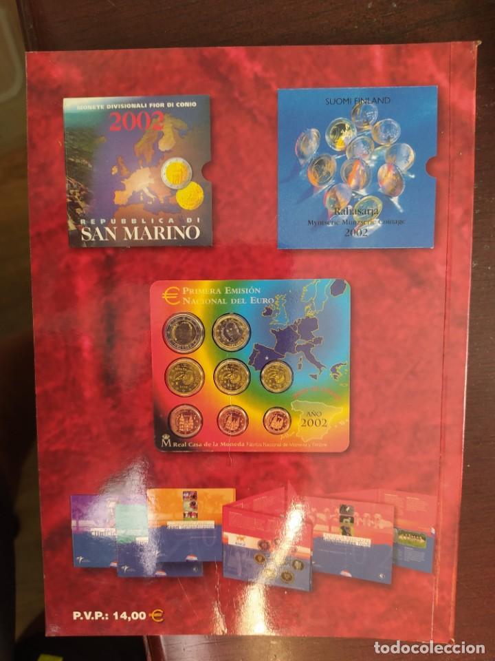 Libros: CATALOGO DE LAS MONEDAS ESPAÑOLAS Y DE LA UNION EUROPEA. ENVIO CERTIFICADO INCLUIDO - Foto 2 - 217213568