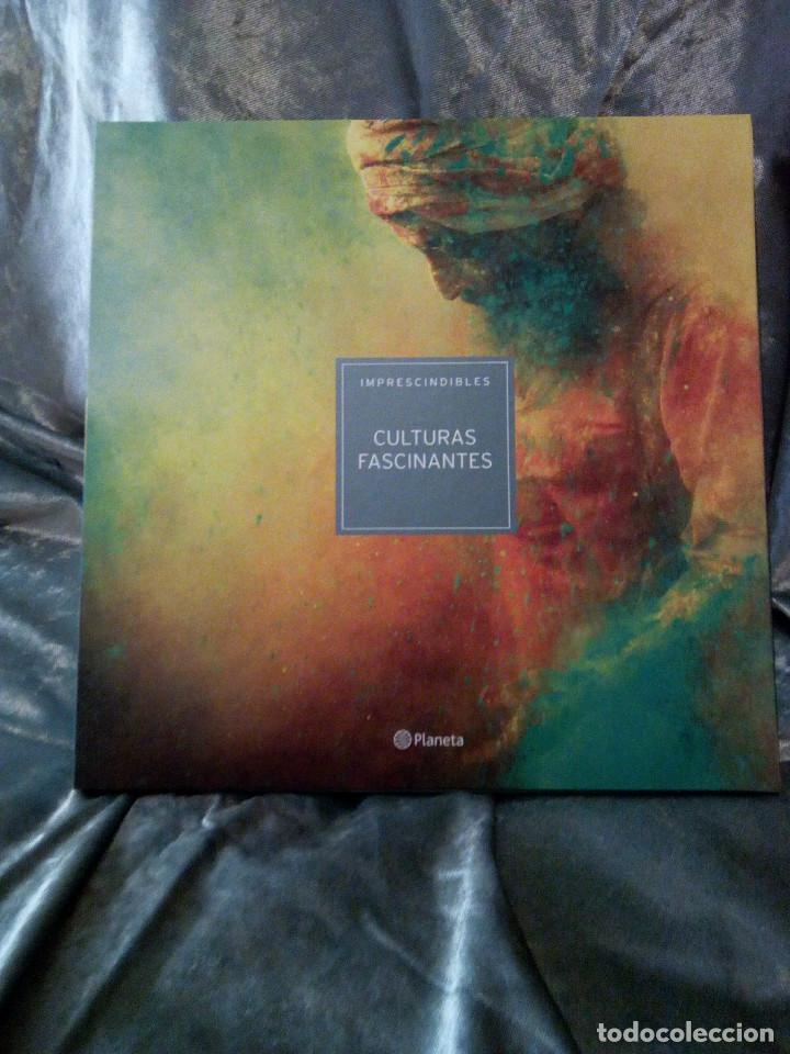 LIBRO CULTURAS FASCINANTES, ED. PLANETA (Libros Nuevos - Bellas Artes, ocio y coleccionismo - Otros)