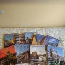 Libros: MUSEOS DEL MUNDO. 9 VOLÚMENES.. Lote 218310832