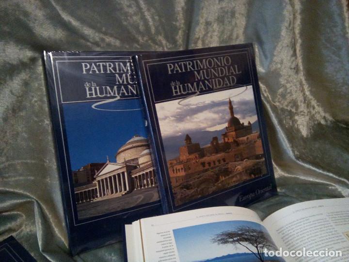 COLECCIÓN LIBROS PATRIMONIO MUNDIAL DE LA HUMANIDAD (Libros Nuevos - Bellas Artes, ocio y coleccionismo - Otros)