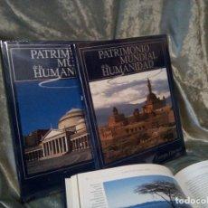 Libros: COLECCIÓN LIBROS PATRIMONIO MUNDIAL DE LA HUMANIDAD. Lote 218315097