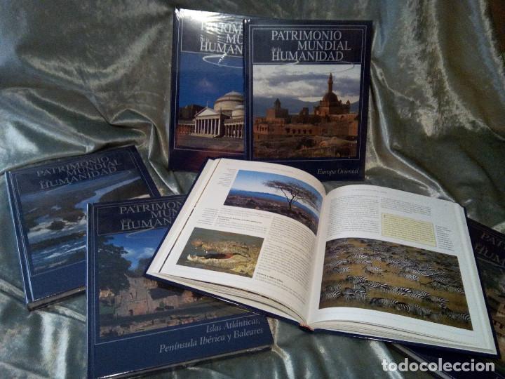Libros: COLECCIÓN LIBROS PATRIMONIO MUNDIAL DE LA HUMANIDAD - Foto 3 - 218315097