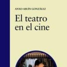 Libros: EL TEATRO EN EL CINE. Lote 218392140