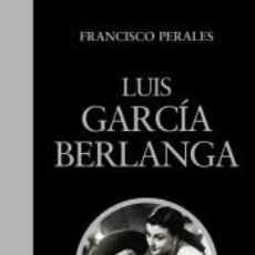 Libros: LUIS GARCÍA BERLANGA. Lote 218395057