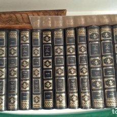 Libros: ENCICLOPEDIA DE DIDEROT Y D'ALEMBERT - FACSIMIL 18 VOL. FRANCO MARIA RICCI. Lote 218423496